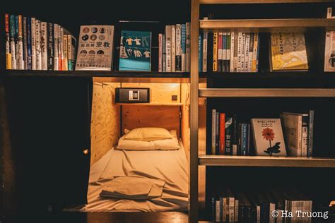 book bed book and bed tokyo asakusa a bookworm paradise in tokyo