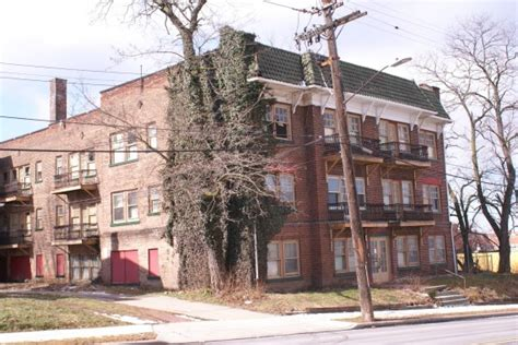 Apartment Building Address Past Real Estate Auction 1820 Noble Road