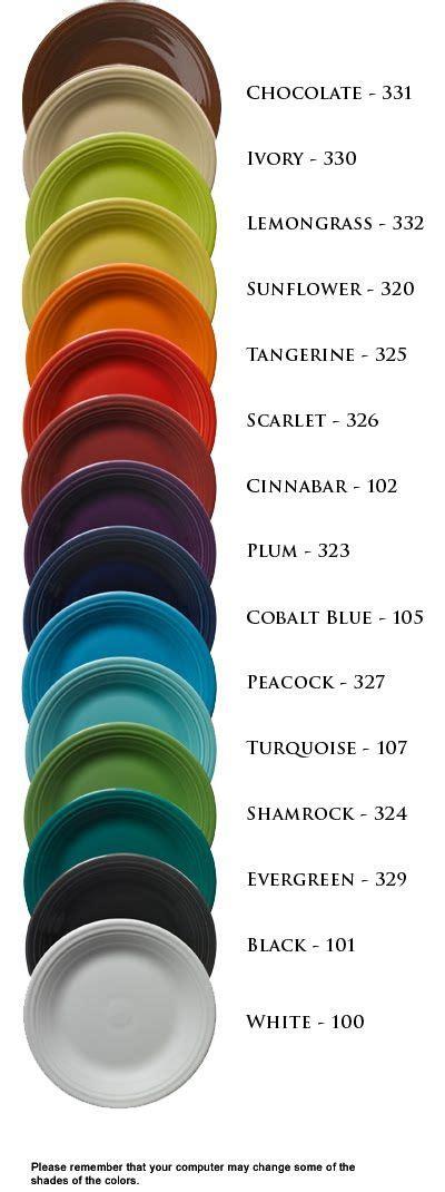 fiestaware color combinations best 25 ware ideas on ware