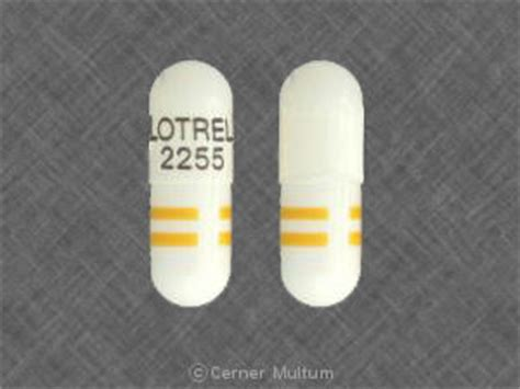 Lotr L by Lotrel Amlodipine And Benazepril Side Effects