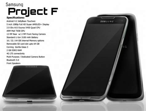 samsung f series samsung premium project f series coming in early 2014 with metal