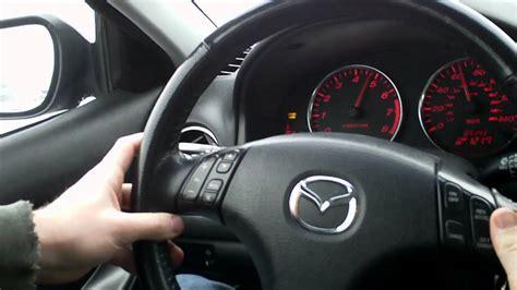 mazda 3 power steering light reset mazda 6 problems