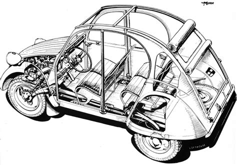 1948 citroen 2cv transmission diagram for a removal 2cv on cutaway 4x4 and engine