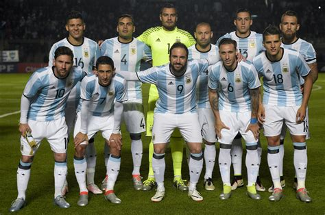 argentina football team argentina remains top in fifa rankings brazil above
