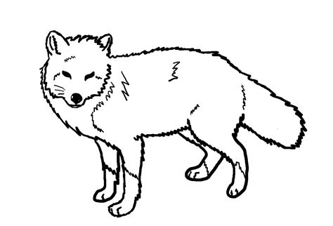 Coloring Pages Printable by Free Printable Fox Coloring Pages For