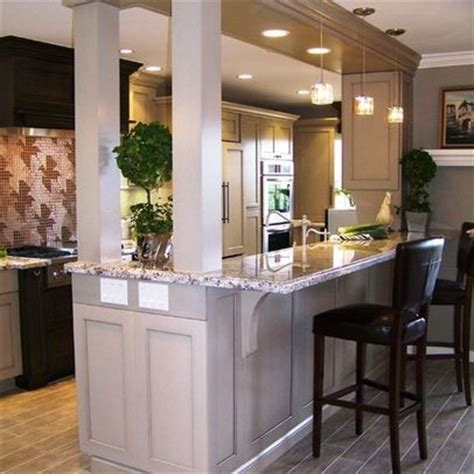 galley kitchen open to dining room 17 best ideas about galley kitchen remodel on