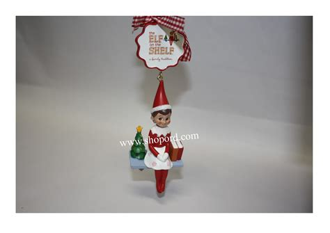 On The Shelf Ornament by The On The Shelf Ornament I M A