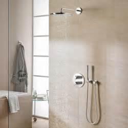 unterputz dusche grohe grohtherm 3000 cosmopolitan duschsystem unterputz