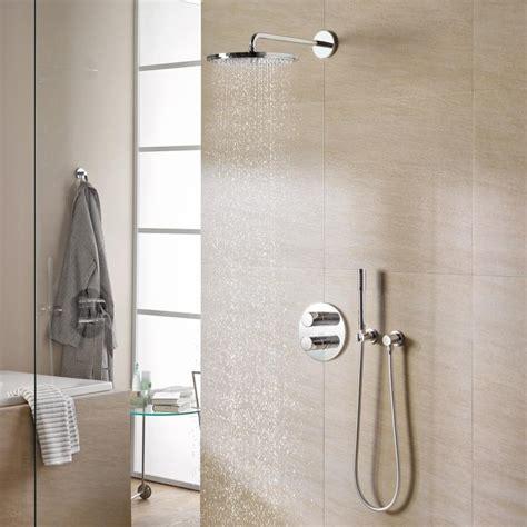 unterputz armatur dusche grohe grohtherm 3000 cosmopolitan duschsystem unterputz