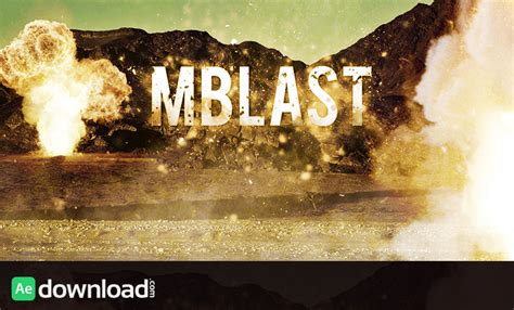 motionvfx templates free motionvfx mblast 2k collection free after effects