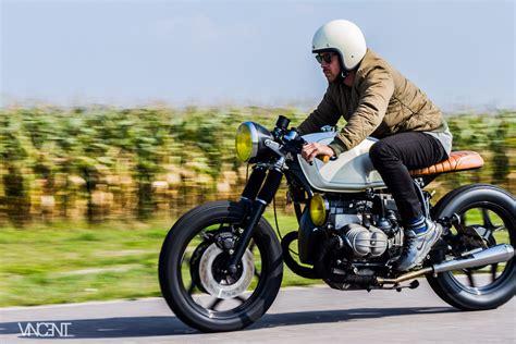 Mono Shock Scirpio Original 1983 bmw r100 cafe racer by ironwood motorcycles bikebound