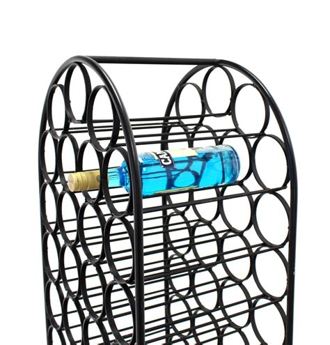 Wrought Iron Wine Racks by Large Wrought Iron Wine Rack For Sale At 1stdibs
