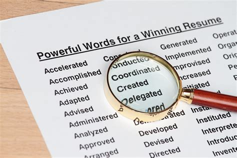 custom staffing the best and worst words to put on your resume custom staffing