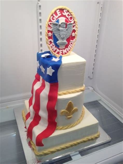 Eagle Scout Cake Decorations by Eagle Scout Fondant Decorations How To Make Fondant And