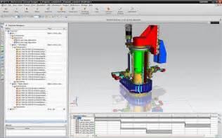 Machine Designer by Machine Design Software Generates Open Source Mechatronics