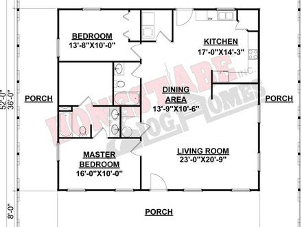 Small House Plans With Wrap Around Porches Cabin Plans With Wrap Around Porches 24 X 24 Cabin Plans