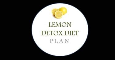 Lemon Detox Diet Plan Free by Diet Archives Health News