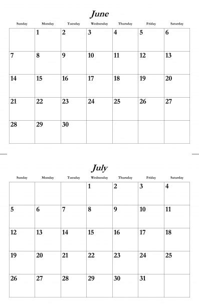 template of july 2015 calendar june july 2015 calendar template free stock photo domain pictures