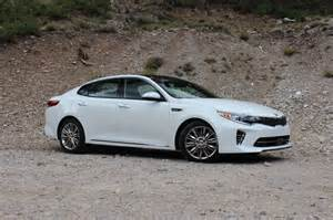 Kia Ultima 2016 Kia Optima Drive