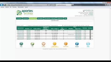 formulario empleada domstica 2016 aportes y contribuciones empleada domestica 2016 aportes