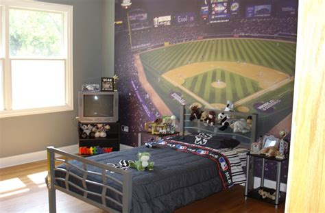 bedroom baseball 47 really fun sports themed bedroom ideas home