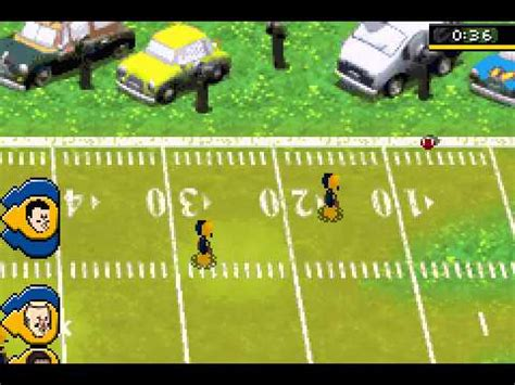 backyard football gameplay backyard football 2006 season playthrough enter the