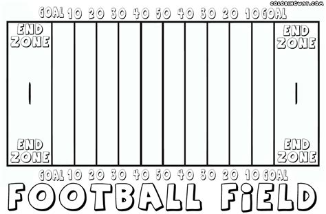 football field coloring pages coloring pages to download