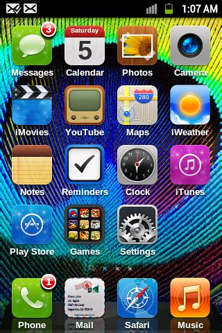 themes ace launcher samsung s5830 themes