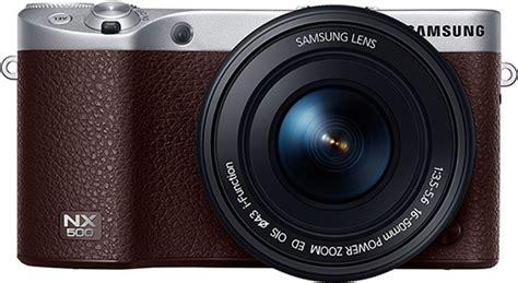 samsung mirrorless samsung nx500 mirrorless announced 28mp 4k for