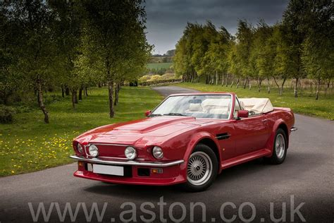 v8 vantage volante 1988 v8 vantage volante x pack for sale from aston workshop