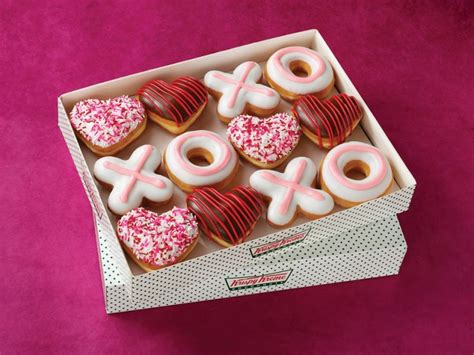 Happy Hearts From Krispy Kreme by Sweet Krispy Kreme Is Aiming For Your This