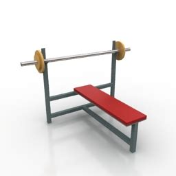 bench model search bench free 3d models