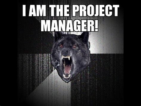 Meme Project Manager - career memes of the week project manager careers