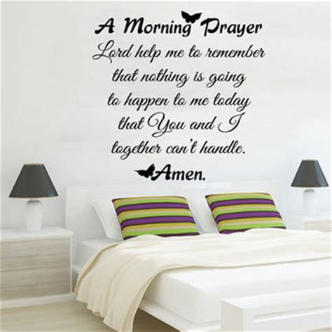 bedroom prayer vinyl wall decal sticker psalm 23 the from stickerbrand home