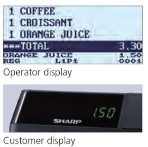 Mesin Kasir Sharp Er A280f harga mesin kasir sharp harga mesin kasir sharp er a280f