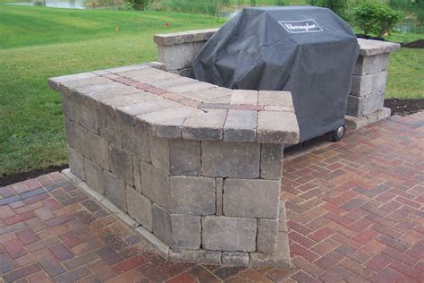 brick patio designs with adorable brick patio grill