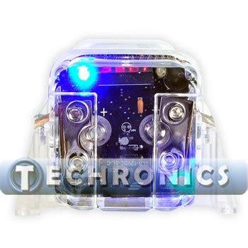 audiobahn digital capacitor audiobahn acap7j 2 0 farad capacitor with 4 digit digital display