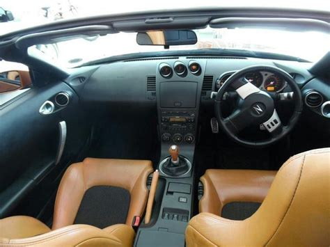 Z350 Interior by 1000 Ideas About Nissan 350z Roadster On