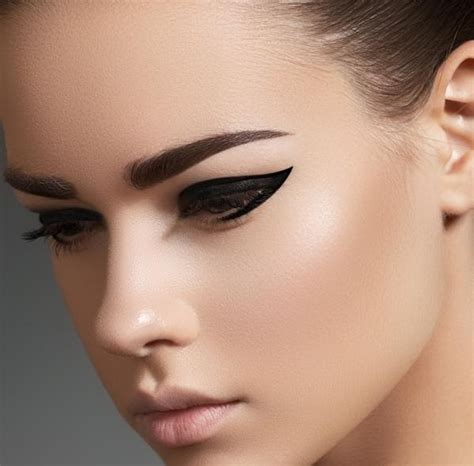 Eyeliner Make Up flirting cat eye makeup tutorials pretty designs