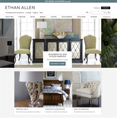ethan allen home decor silver home decor ethan allen