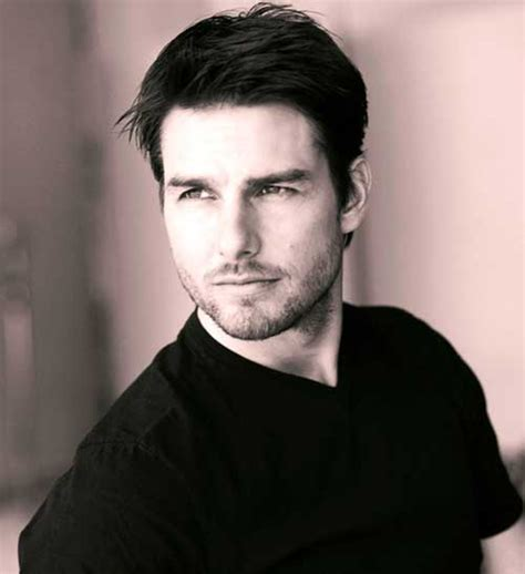 Tom Cruise Hairstyle by 15 Best Tom Cruise Hair Mens Hairstyles 2018