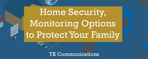 home security options trendy home security