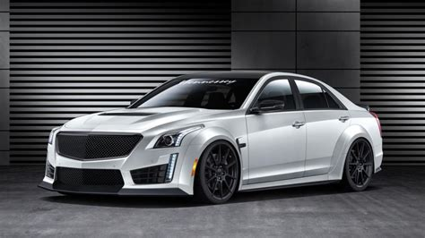 cadillac cts v hennessey price 1 000 hp 2016 cts v hennessey builds a caddy rocket