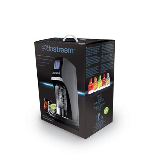 sodastream source plastic home juice soda machine drinks