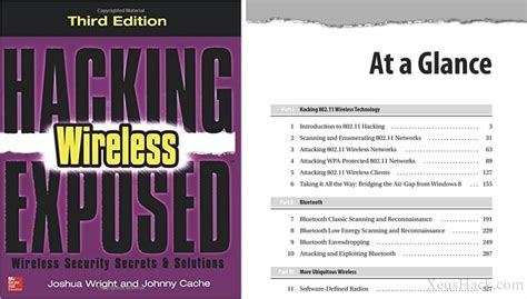 Hacking Exposed Wireless the best books for learning how to hack wi fi 2017 hacking tutorials by xeus