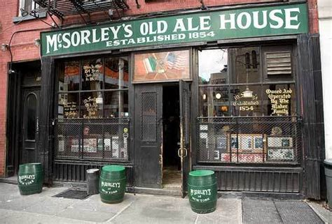 old ale house new york why we love mcsorley s old ale house eurocheapo