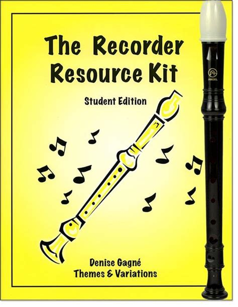 Product Contents Recorder Resource The Student Book Cd