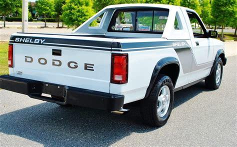 1989 dodge dakota shelby truck 1989 dodge dakota shelby