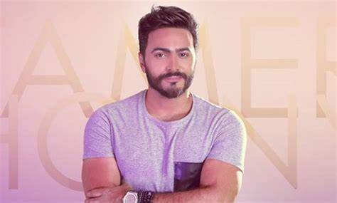 truth  tamer hosny health condition egypt today