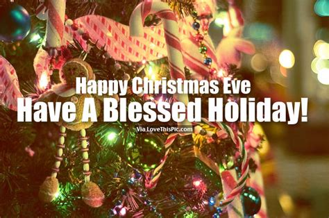 happy christmas eve   blessed holiday pictures   images  facebook tumblr